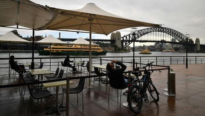 Restoran dan bar di Australia sudah mulai buka kembali (AFP)