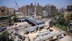 Proyek Jalan Raya di Mesir Bikin Warga Frustrasi