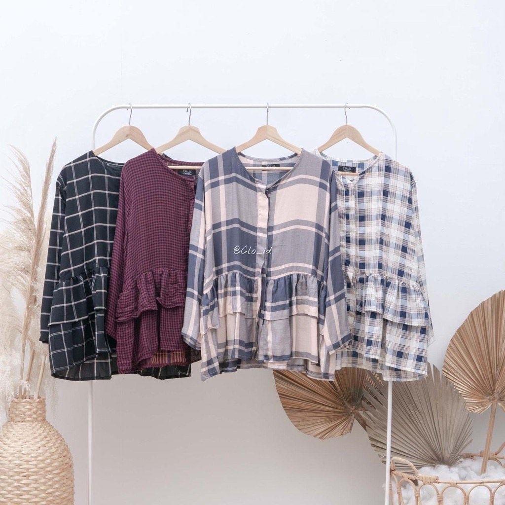 Rekomendasi blus dari @clo_id