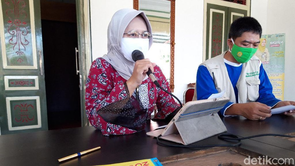 2 Pedagang Kena Corona, Pasar Juwangi Boyolali Disasar Rapid Test Massal