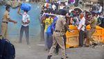 Ragam Cara Pekerja Migran India Mudik Saat Lockdown
