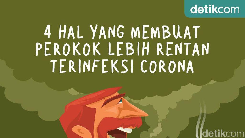 Perokok Pasif Juga Lebih Rentan Terinfeksi Covid-19