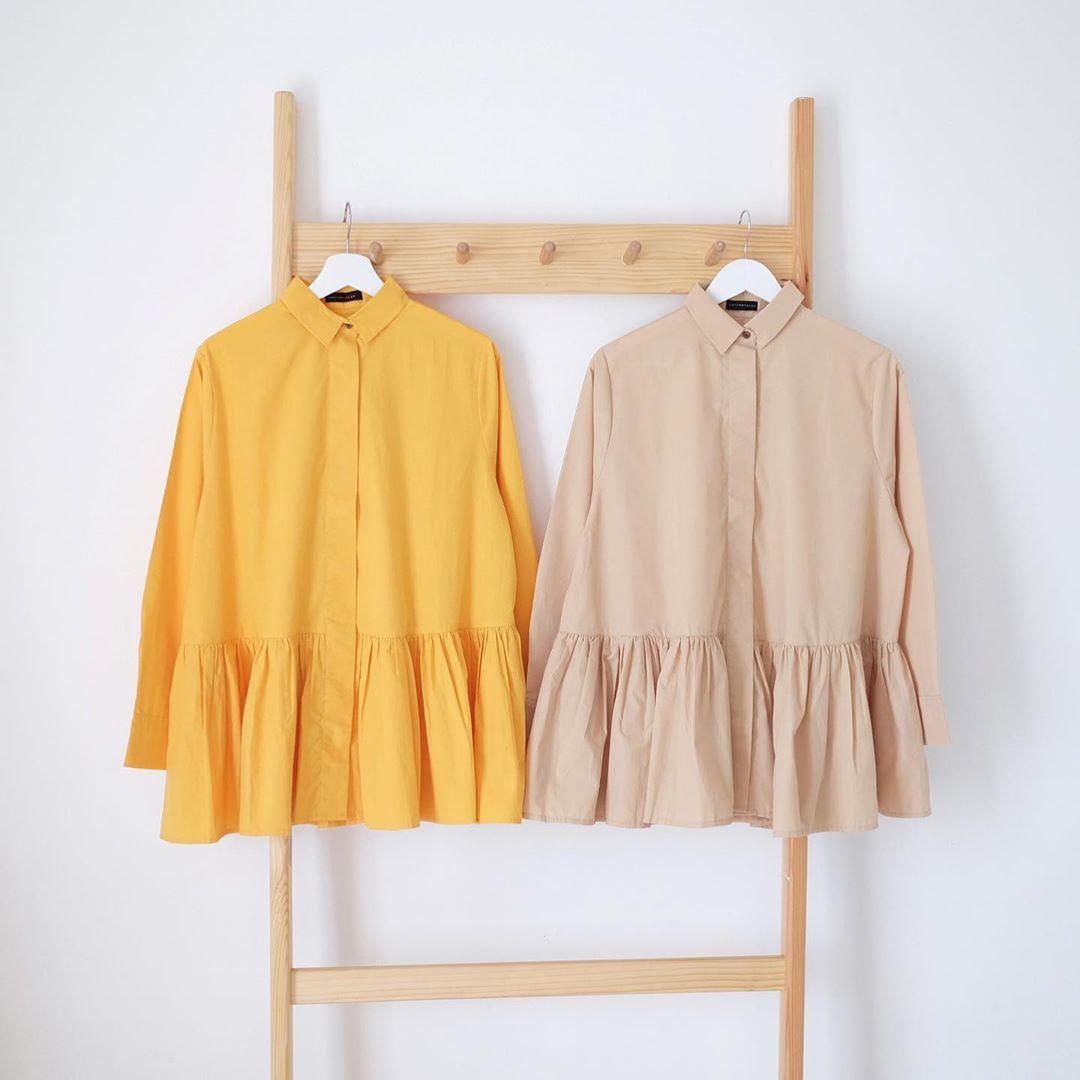Rekomendasi blus dari @nadjaniindonesia