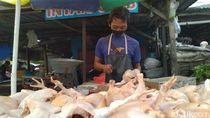 Harga Daging Ayam dan Bawang Merah di Kota Mojokerto Naik Jelang Lebaran