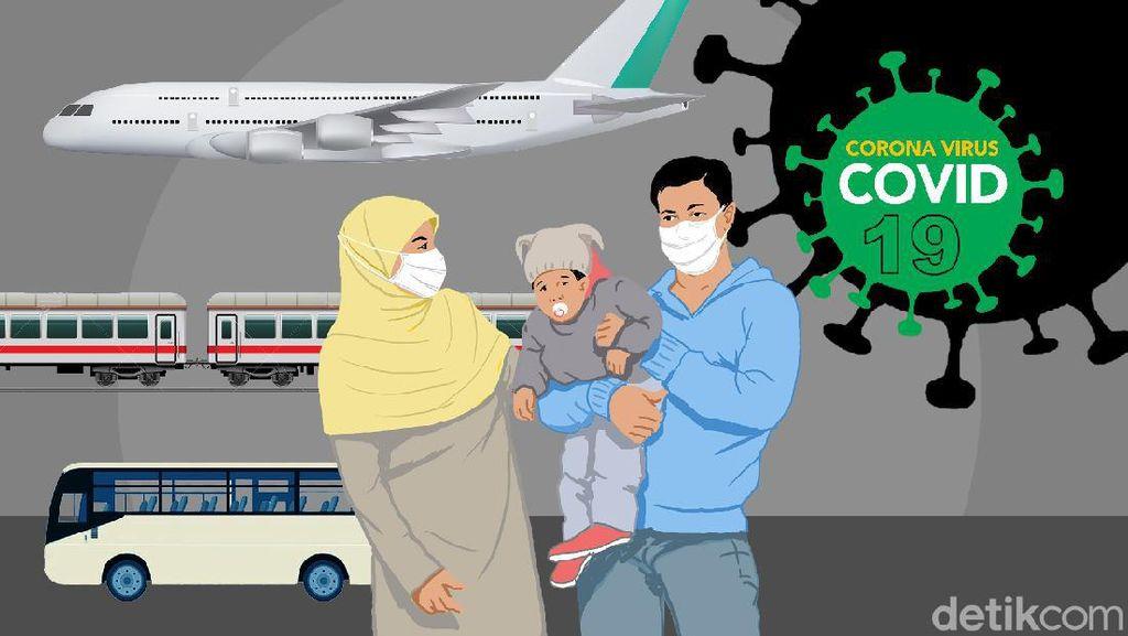 Catat! Angkutan Umum Dilarang Masuk ke Aceh Mulai 21 Mei