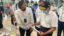 Menko Muhadjir Cek Bandara Soetta, Pastikan Prosedur PSBB Dijalankan