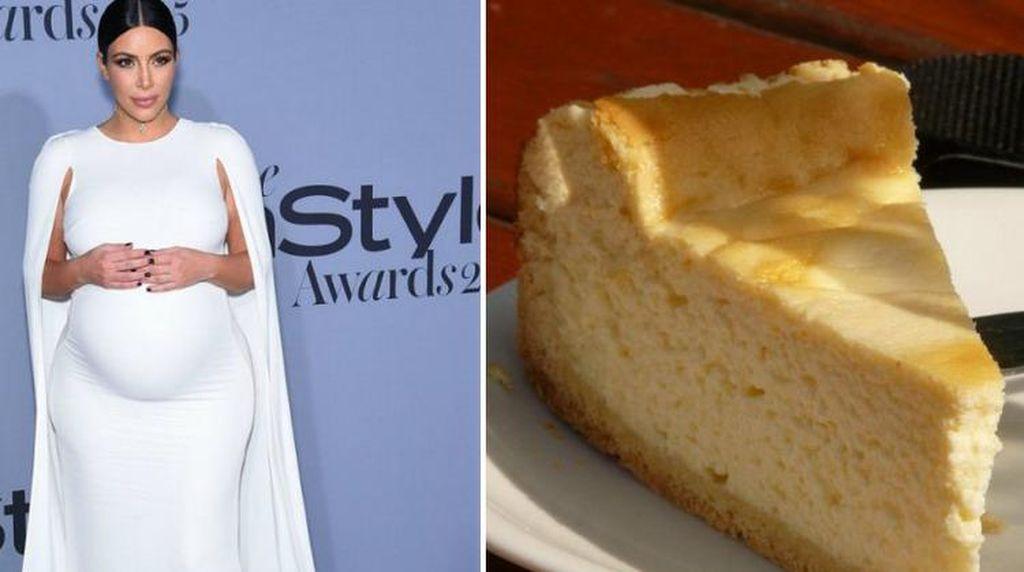 Sultan! Tasya Kamila dan Kim Kardashian ke Luar Negeri karena Ngidam Makanan