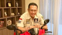 Bamsoet: Tanpa Prank M Nuh, Motor Listrik Jokowi Tak Seharga 2,5 Miliar
