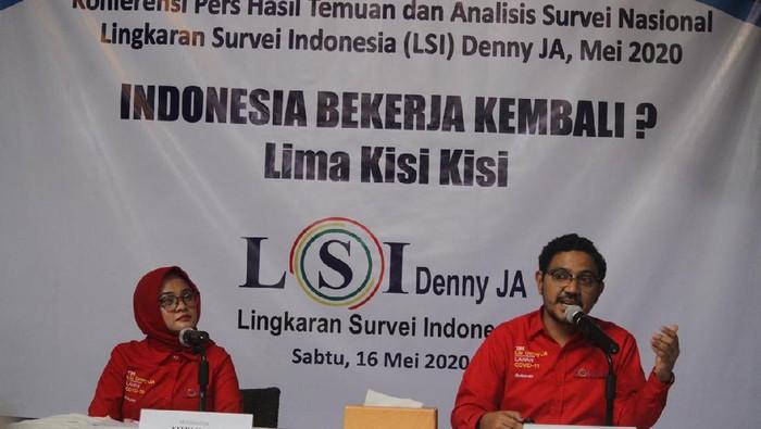 Peneliti LSI Denny JA, Ikrama
