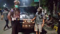 Pikap Nekat Angkut Pemudik Ketahuan di Pelabuhan Merak, Mobil Disita Polisi