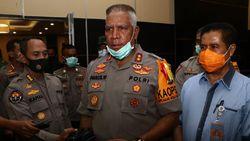 Pospol di Papua Diserang KKB, 1 Polisi Luka Bacok-4 Senpi Dibawa Kabur