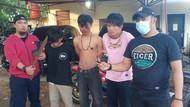 Satroni Rumah Warga Saat Sahur, 3 Maling di Makassar Diamuk Massa