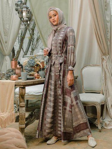 Rekomendasi dress untuk Lebaran 2020.
