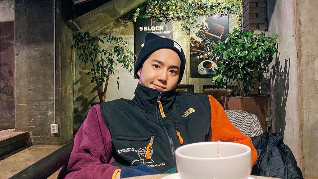 Sebelum Jalani Wajib Militer, Suho EXO Sering Dikirimi Food Truck