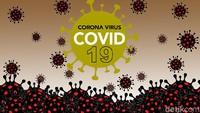 Tambah 2.307, Kasus COVID-19 di RI Jadi 135.123 Per 14 Agustus