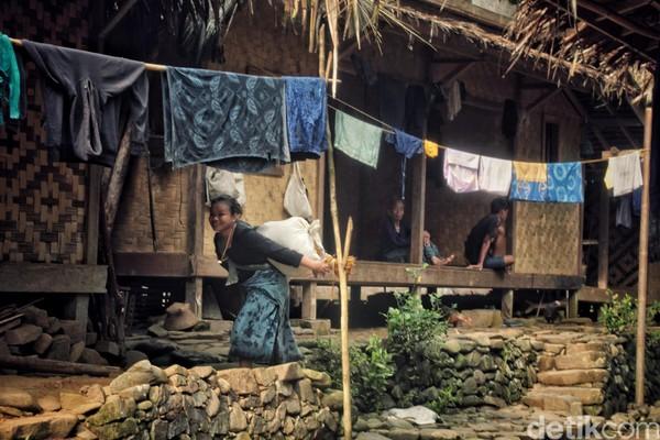 Nantinya jika dijadikan Cagar Alam atau Cagar Budaya, wisatawan boleh-boleh saja untuk datang berkunjung ke pemukiman suku Baduy. Rafida Fauzia/detikcom