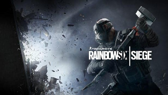 Tom Clancys Rainbow Six: Siege.