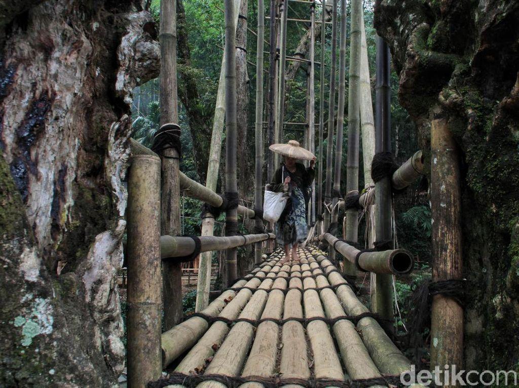 Baduy Dicoret dari Wisata Indonesia?