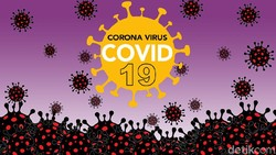 DKI-Jatim Terbanyak, Ini Sebaran 26.940 Kasus Positif Corona Per 1 Juni
