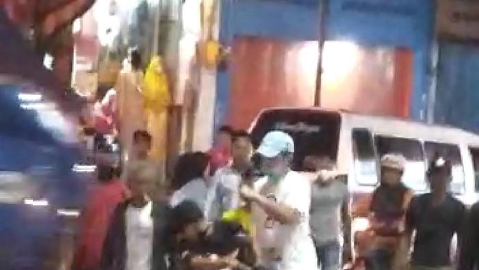 Dua kelompok geng motor di Garut diduga bentrok di tengah PSBB