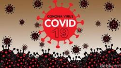 Tambah 1.942, Kasus Positif COVID-19 di RI Per 12 Agustus Jadi 130.718