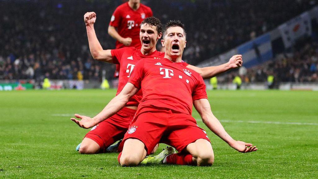 Dortmund Vs Bayern: Lewandowski Ancaman Serius Sang Mantan