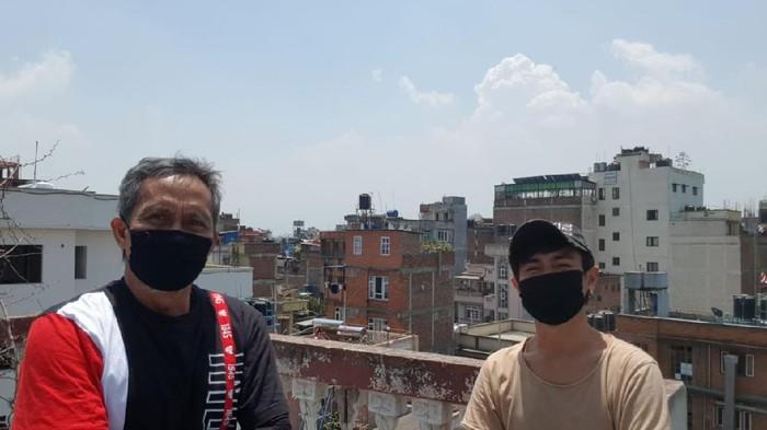 Dua WNI Terjebak di Nepal