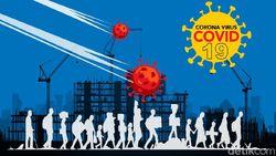 Sebaran 60.695 Kasus Positif Corona di 34 Provinsi, DKI-Jatim-Sulsel Tertinggi