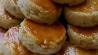 Resep Pembaca : Kue Kacang Tanah yang Renyah Gurih