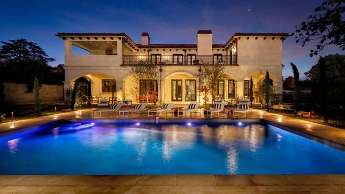 rumah mewah california