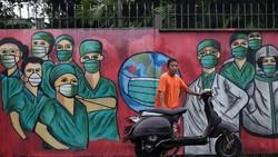 Sebaran Pasien Virus Corona di Indonesia, 5.402 Sembuh, 1.372 Meninggal