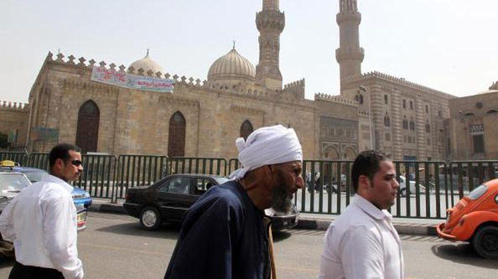 1.579 Camaba Asal RI Lolos Seleksi Kuliah di Timur Tengah