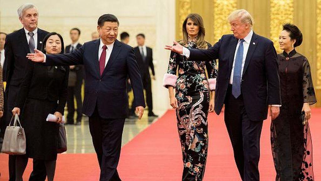 Trump Makin Marah ke China, 150 Anggota Kerajaan Arab Saudi Positif Corona