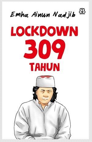 Buku Cak Nun 'Lockdown 309 Tahun'