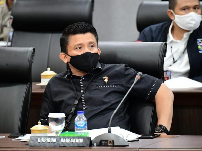 Direktur Tindak Pidana Umum Bareskrim Polri, Brigjen Ferdy Sambo