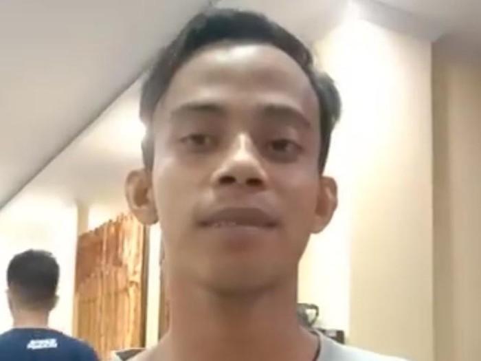 Firdaus (26), tersangka utama pelaku bully ke RZ, bocah penjual jalangkote di Pangkep (dok. Istimewa).