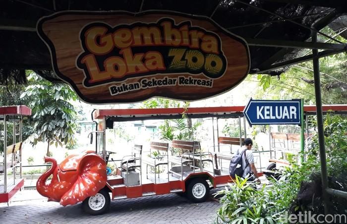 Manajemen Gembira Loka (GL) Zoo, Kota Yogyakarta terpaksa memotong gaji karyawan. Cadangan anggaran GL Zoo hanya mampu bertahan hingga bulan Agustus mendatang.