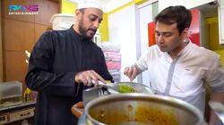 Syekh Ali Jaber Jago Masak Nasi Mandi hingga Buka Restoran Arab