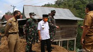 Gubernur Sulbar Akan Relokasi Korban Longsor di Polman, Warga Bersyukur