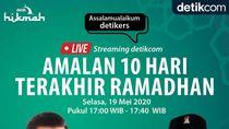 Ustaz Abdul Somad Akan Live Streaming di detikcom, Kirim Pertanyaanmu