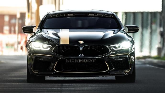 Modifikasi BMW M8