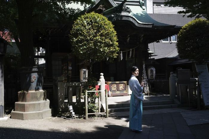 Kuil Onoterusaki berikan ritual penyucian online