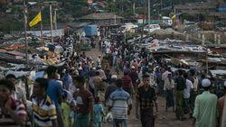 Pertama, Pengungsi Rohingya Meninggal Akibat Corona di Kamp Bangladesh
