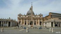 Kabar Gembira! Basilika St Petrus Kembali Dibuka Hari Ini