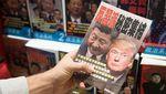 Naik-Turun Hubungan AS-China Imbas Corona
