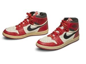 Sneakers Michael Jordan dari 1985 Terjual Rp 8 M, Pecahkan Rekor Dunia