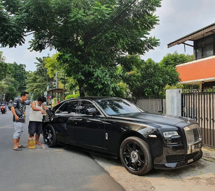 Rolls-Royce Ghost Series