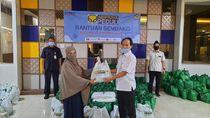 Brantas Abipraya Bagikan 4.000 Paket Sembako ke Warga Jabodetabek