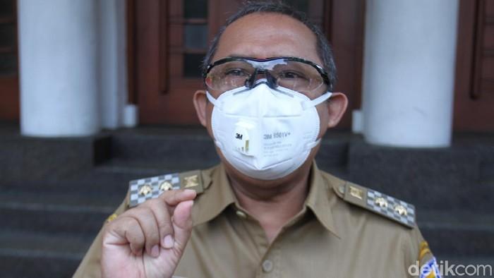 Wakil Wali Kota Bandung Yana Mulyana