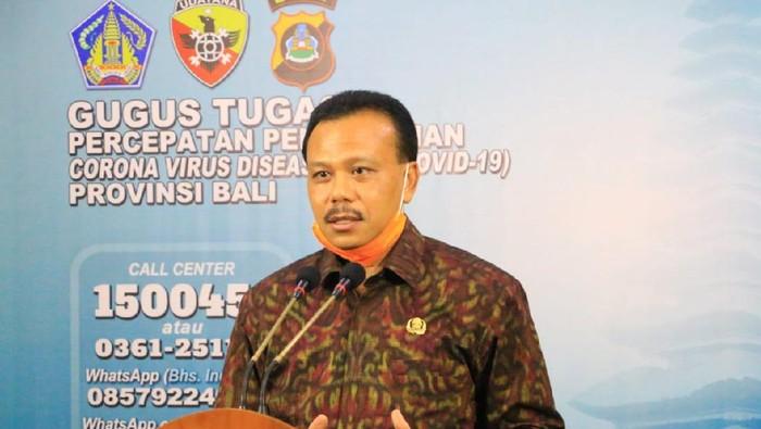 Sekda Provinsi Bali Dewa Made Indra
